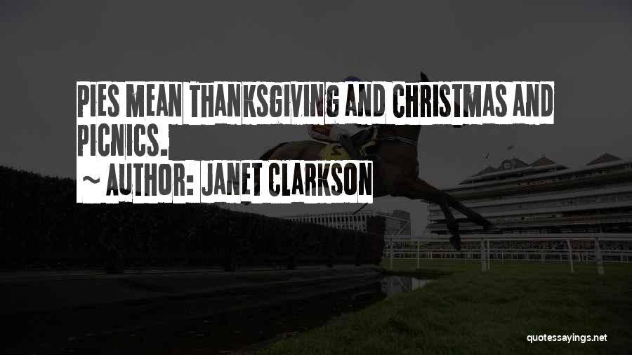 Fall And Winter Quotes By Janet Clarkson