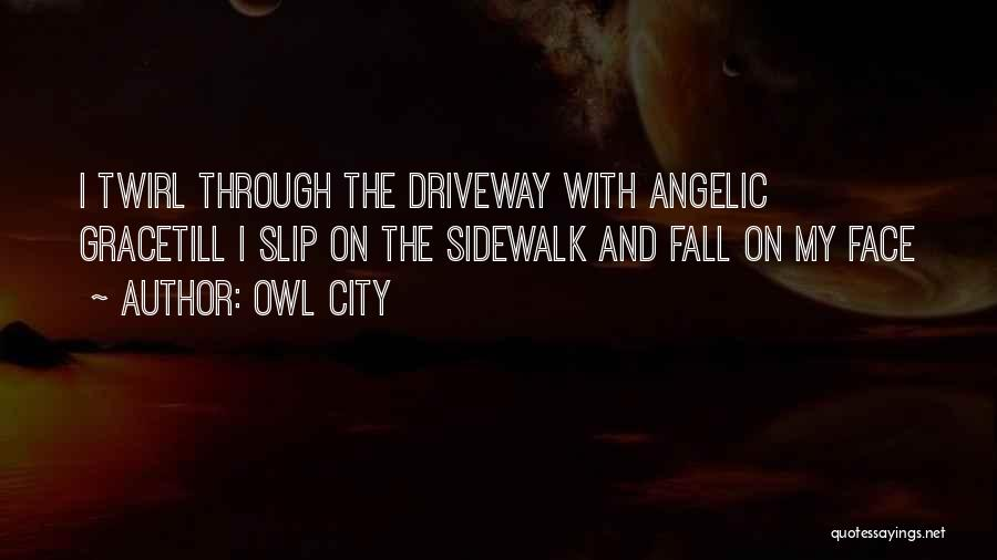 Fall And Winter Quotes By Owl City