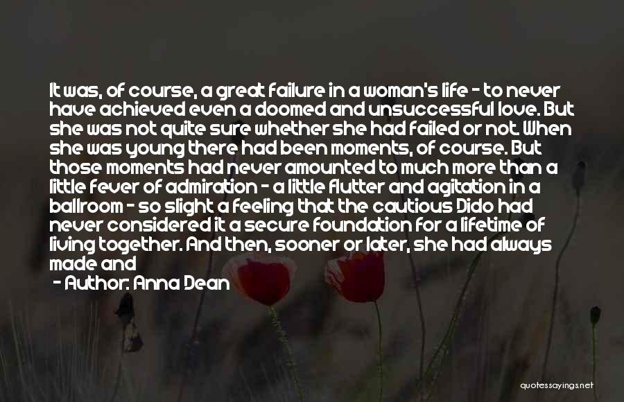 Falling Down In Life Quotes By Anna Dean