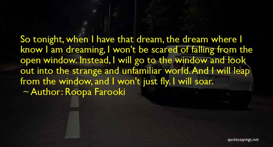 Falling For Someone But Scared Quotes By Roopa Farooki