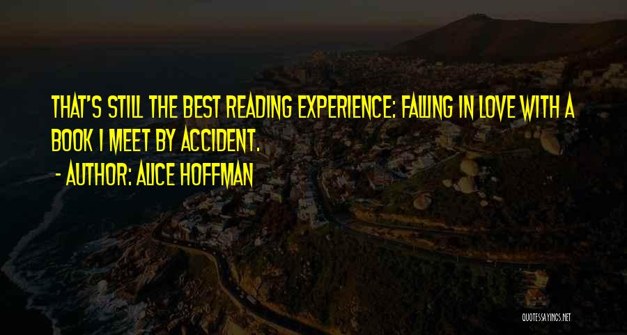 Falling For You Book Quotes By Alice Hoffman