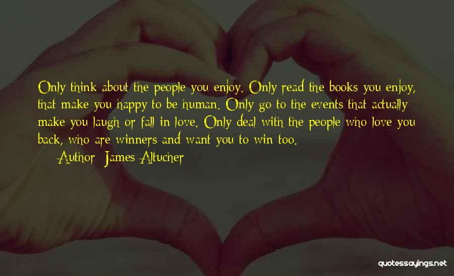 Falling For You Book Quotes By James Altucher