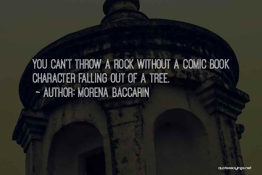 Falling For You Book Quotes By Morena Baccarin