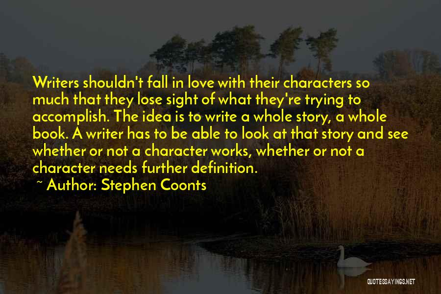 Falling For You Book Quotes By Stephen Coonts