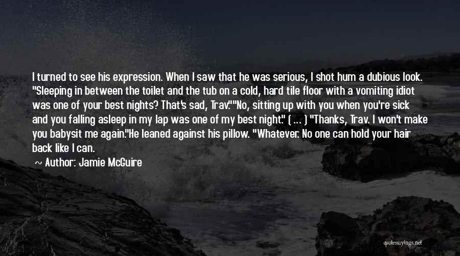 Falling In Love All Over Again Quotes By Jamie McGuire