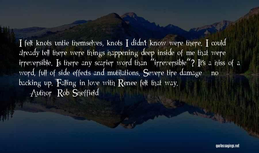 Falling In Love With Me Quotes By Rob Sheffield