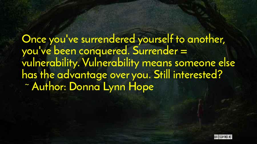 Falling Quotes By Donna Lynn Hope