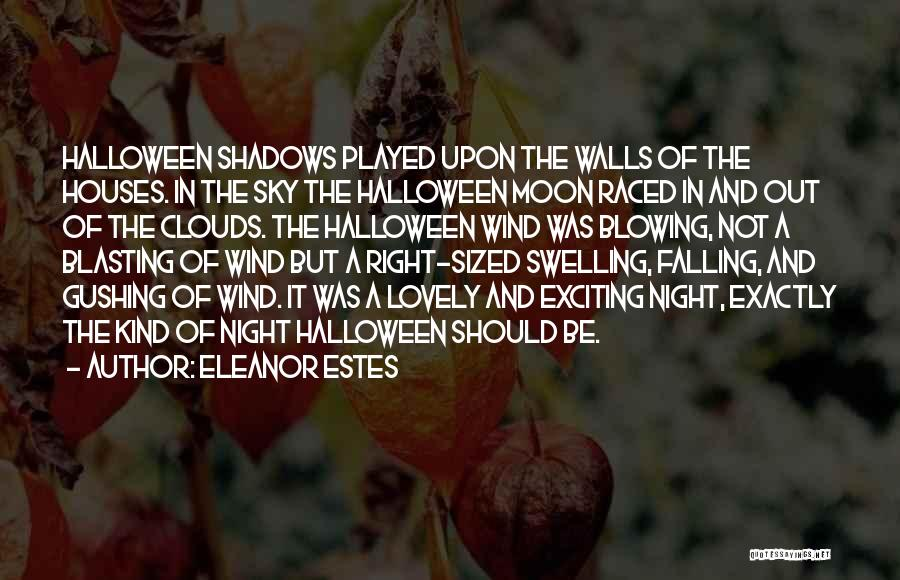 Falling Quotes By Eleanor Estes