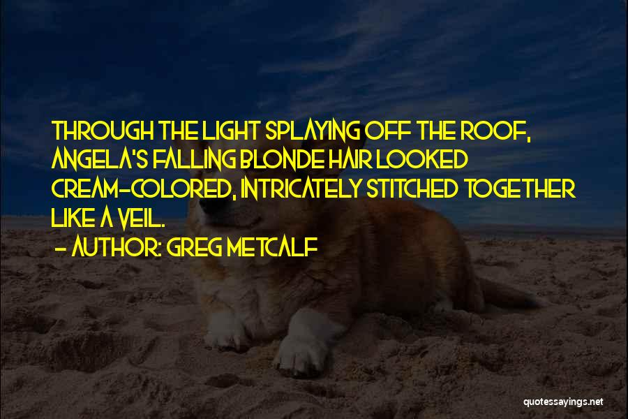 Falling Quotes By Greg Metcalf