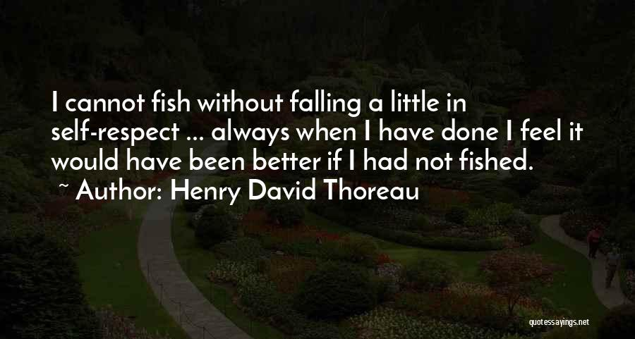 Falling Quotes By Henry David Thoreau