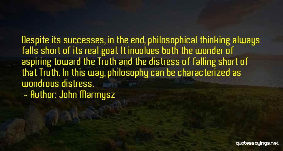 Falling Quotes By John Marmysz