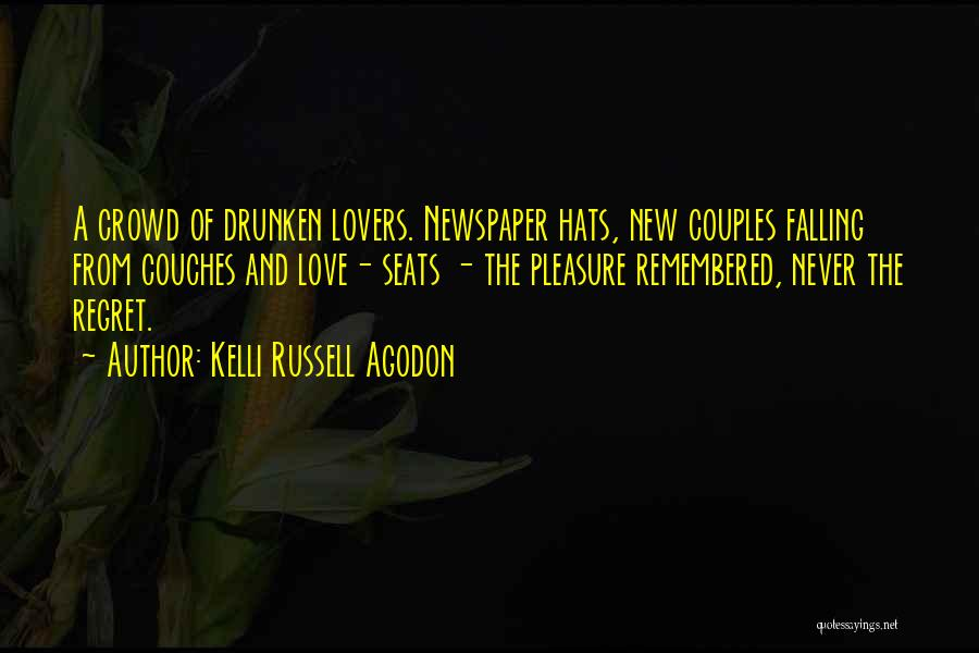Falling Quotes By Kelli Russell Agodon