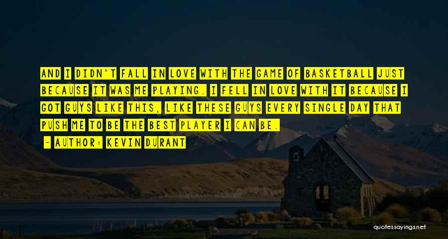 Falling Quotes By Kevin Durant