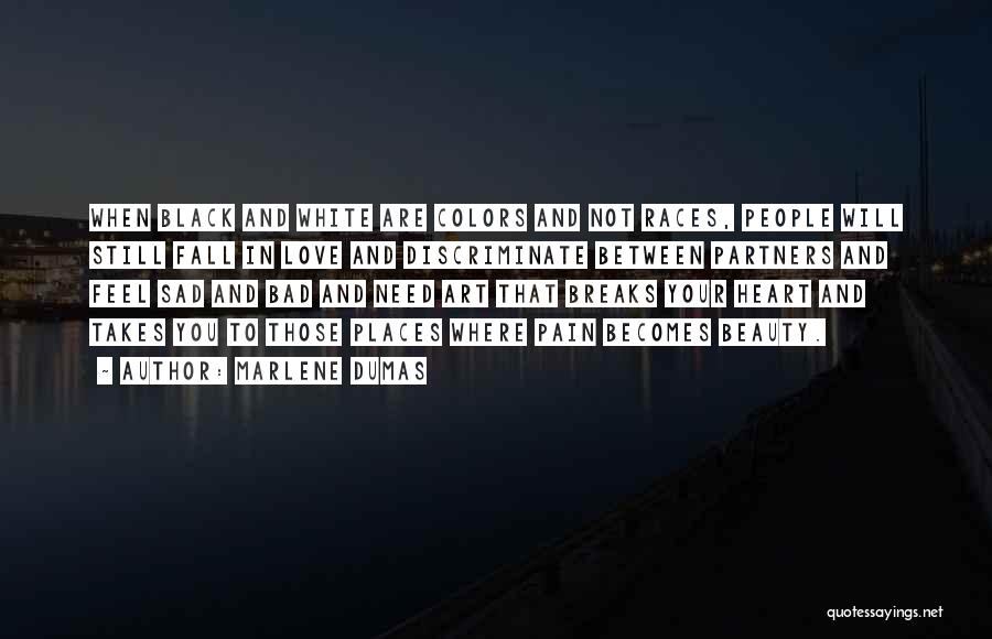Falling Quotes By Marlene Dumas