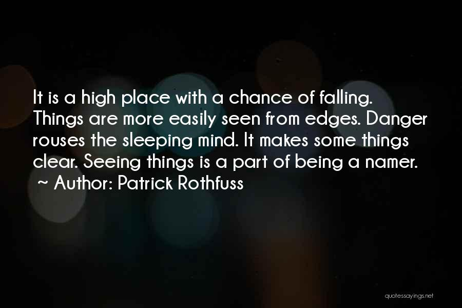 Falling Quotes By Patrick Rothfuss