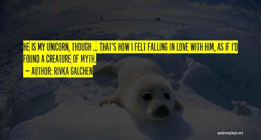 Falling Quotes By Rivka Galchen