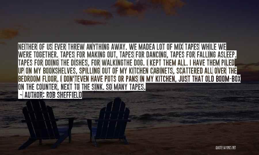 Falling Quotes By Rob Sheffield