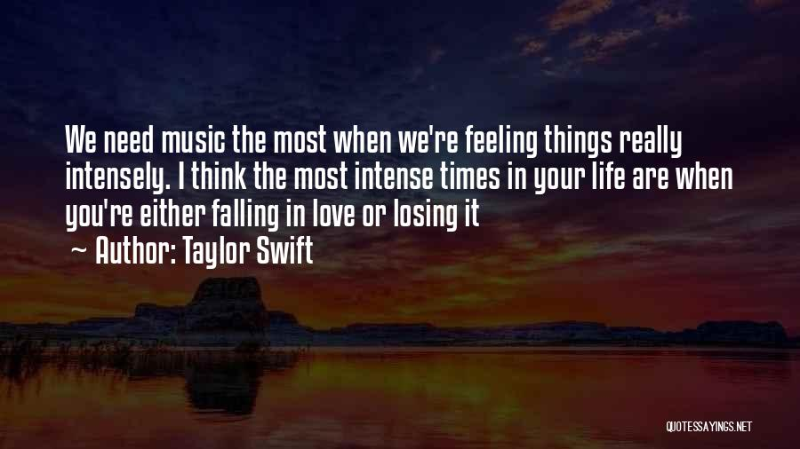 Falling Quotes By Taylor Swift