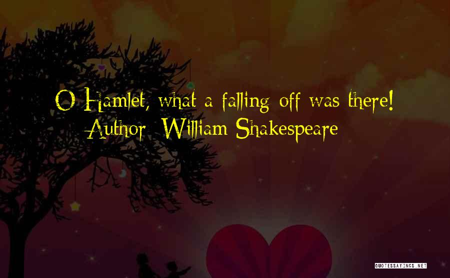 Falling Quotes By William Shakespeare