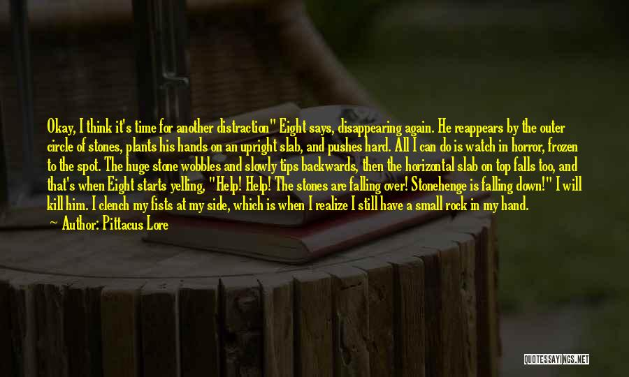 Falling Too Hard Quotes By Pittacus Lore