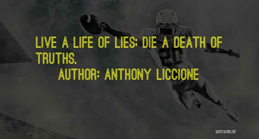 Fallout 1 Death Quotes By Anthony Liccione