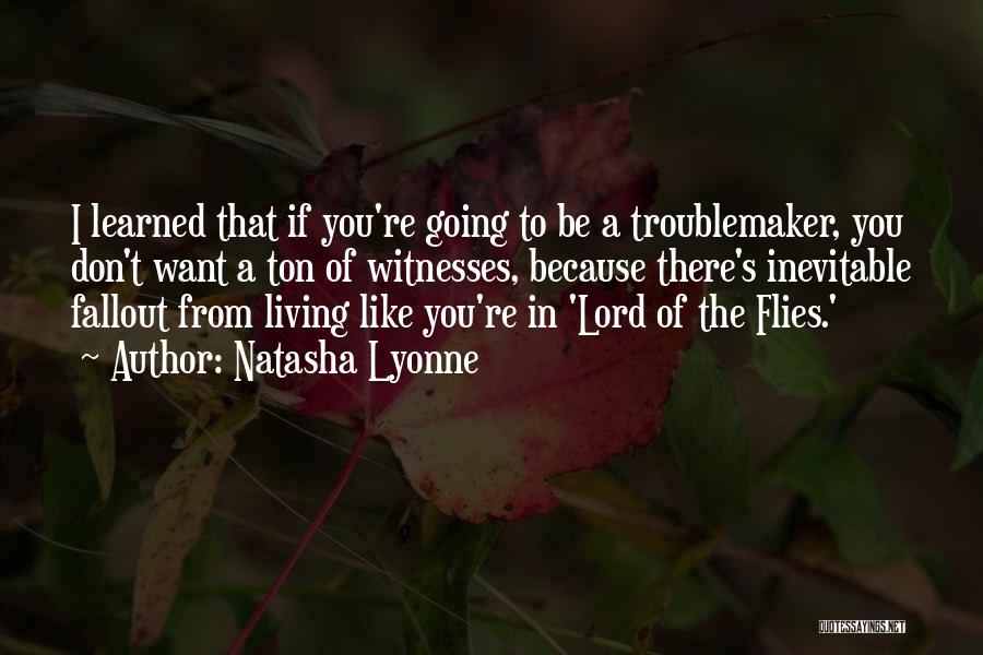 Fallout 3 Quotes By Natasha Lyonne