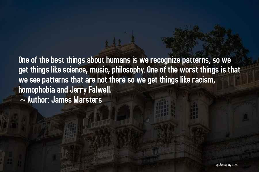 Falwell Quotes By James Marsters