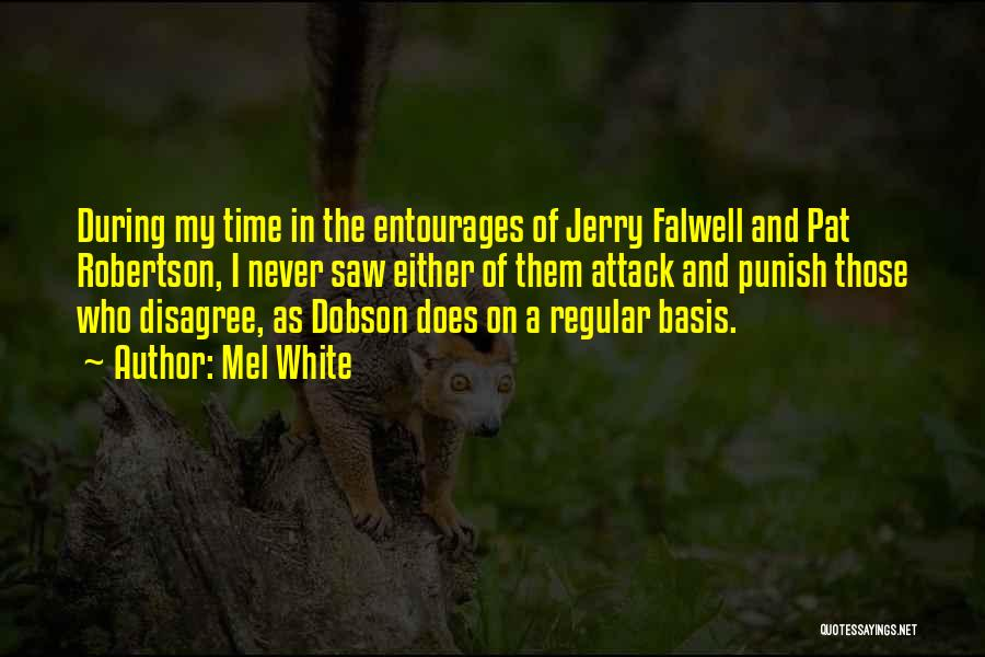 Falwell Quotes By Mel White
