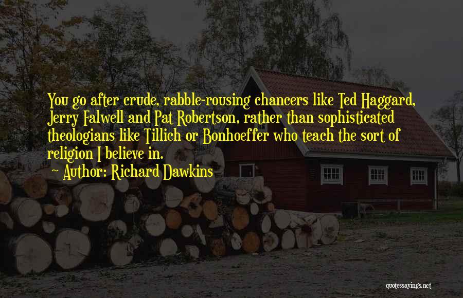 Falwell Quotes By Richard Dawkins