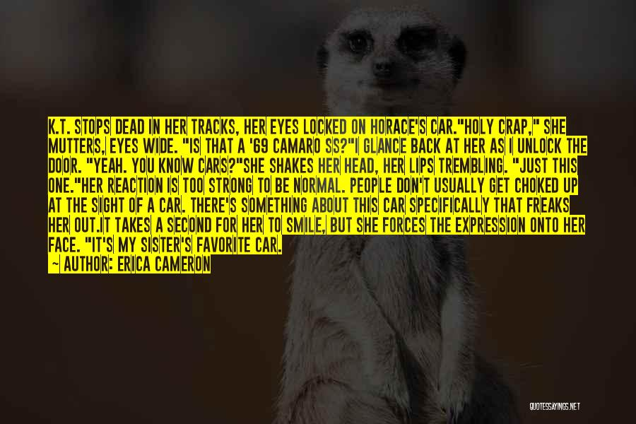 Family At War Quotes By Erica Cameron