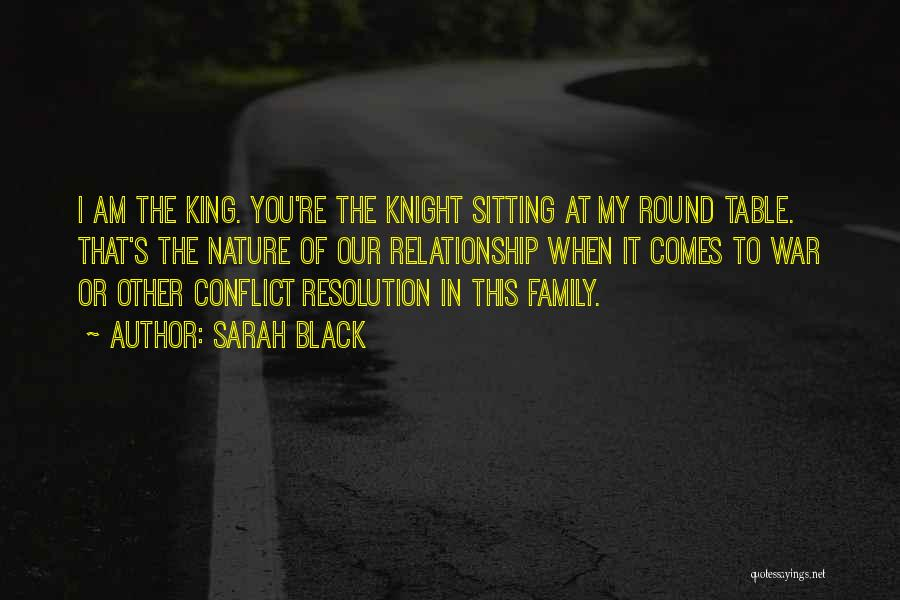Family At War Quotes By Sarah Black