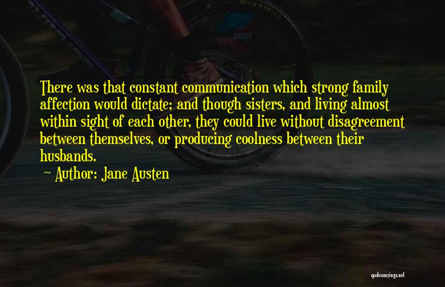 Family By Jane Austen Quotes By Jane Austen