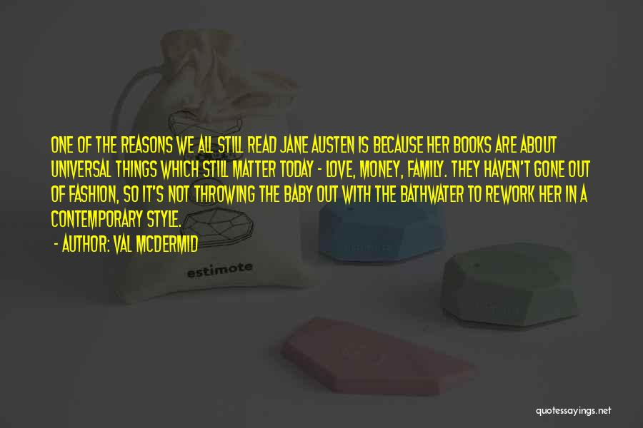 Family By Jane Austen Quotes By Val McDermid