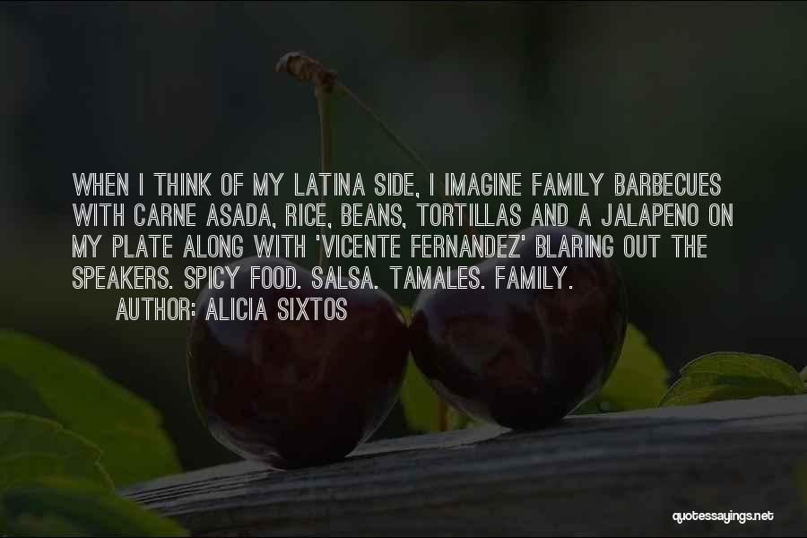 Family By Your Side Quotes By Alicia Sixtos