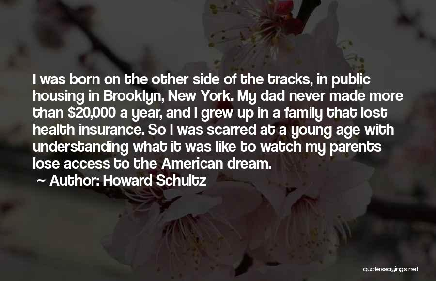 Family By Your Side Quotes By Howard Schultz