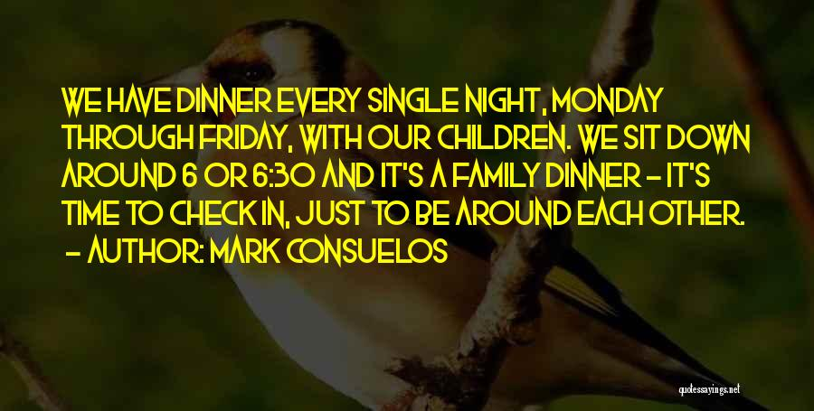 top quotes sayings about family dinner time