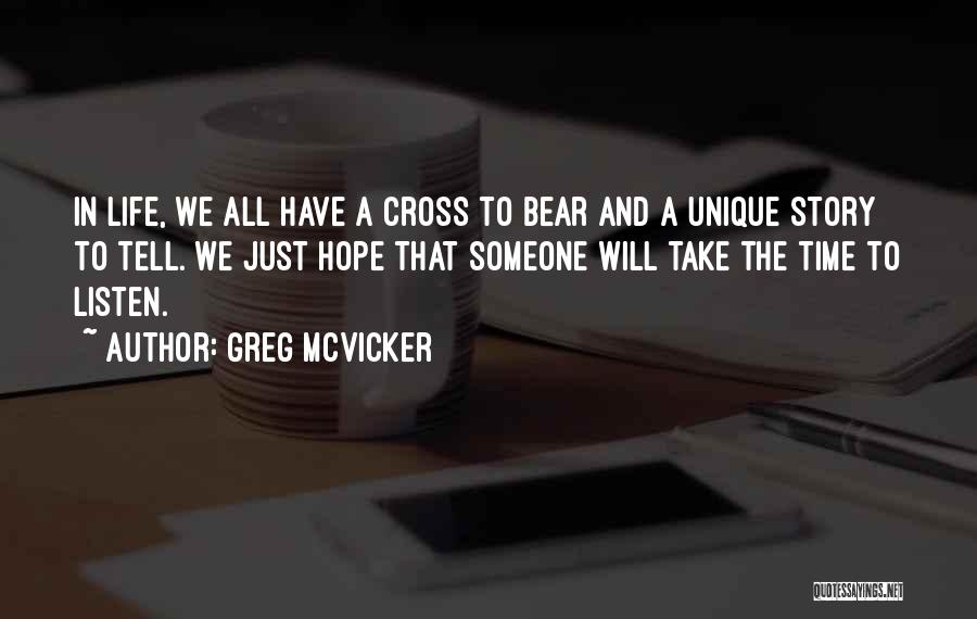 Family Dynamics Quotes By Greg McVicker