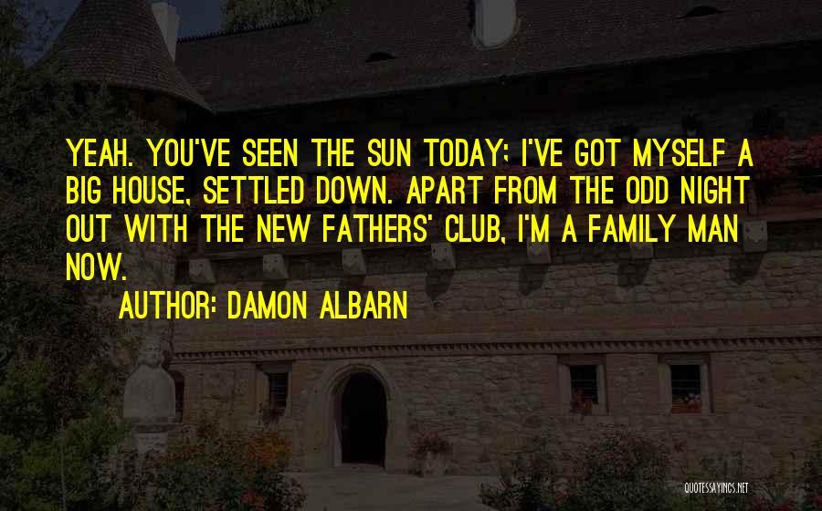 Family Far Apart Quotes By Damon Albarn