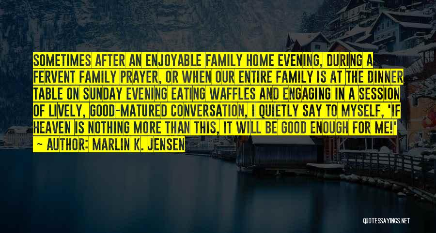 top family heaven quotes sayings