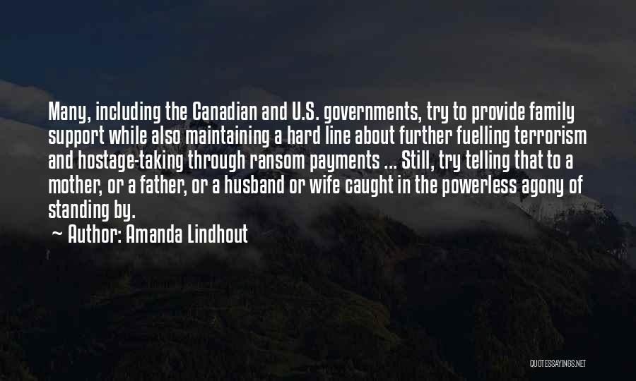 Family Husband Quotes By Amanda Lindhout