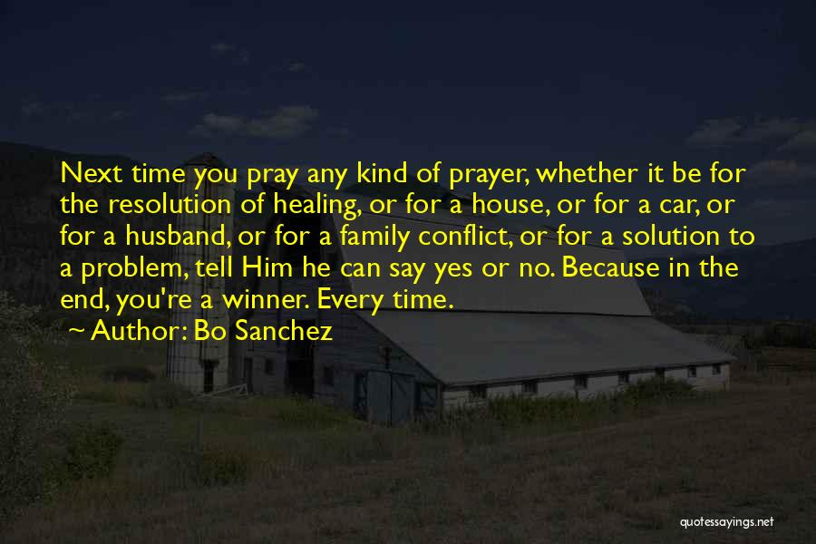 Family Husband Quotes By Bo Sanchez