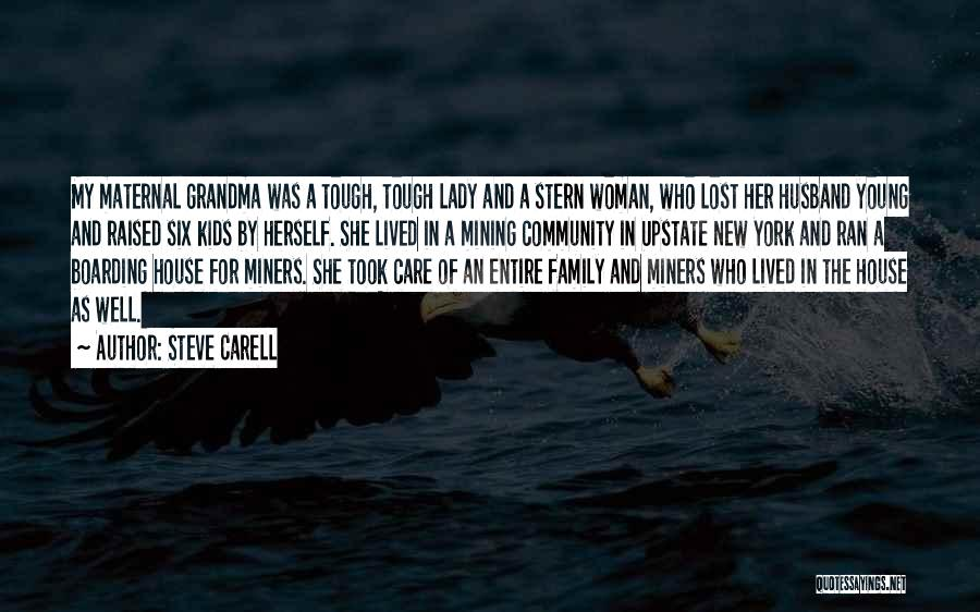 Family Husband Quotes By Steve Carell