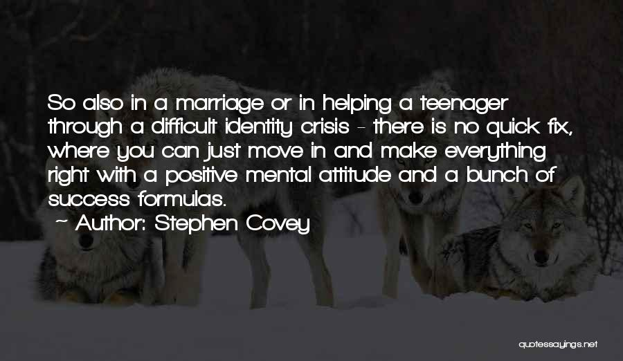 Family Is Everything Quotes By Stephen Covey