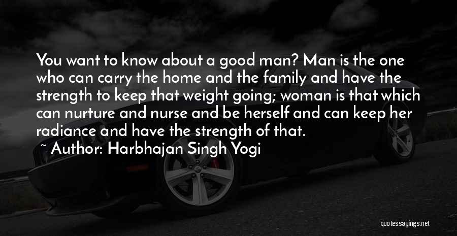 Family Is My Strength Quotes By Harbhajan Singh Yogi