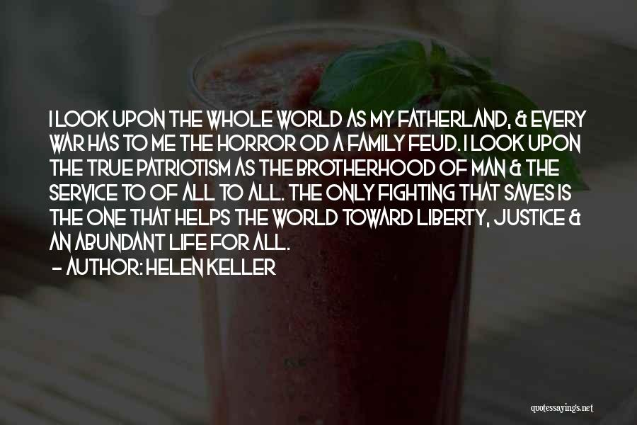 Family Is My World Quotes By Helen Keller