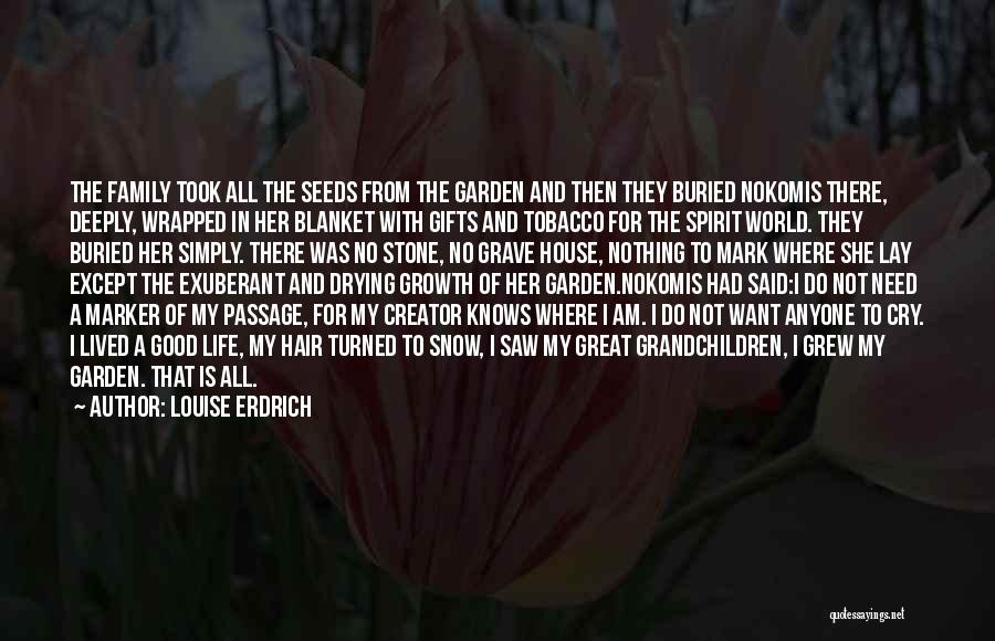 Family Is My World Quotes By Louise Erdrich
