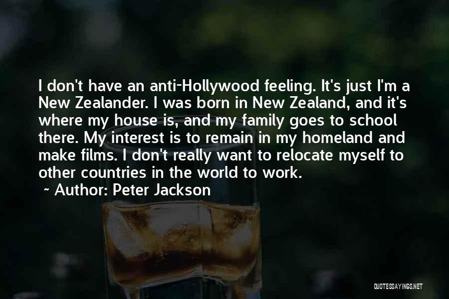 Family Is My World Quotes By Peter Jackson