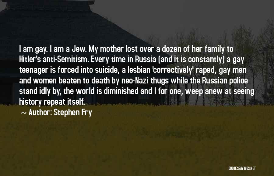 Family Is My World Quotes By Stephen Fry