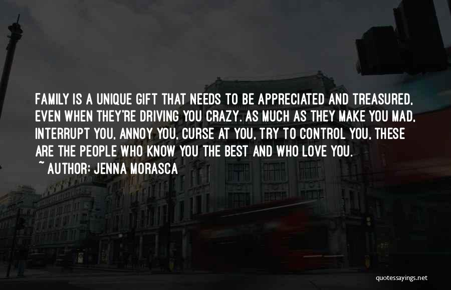 Family Of 3 Love Quotes By Jenna Morasca
