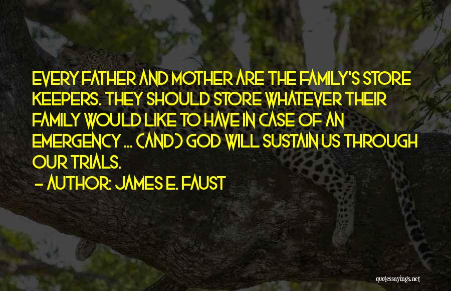 Family Of God Quotes By James E. Faust